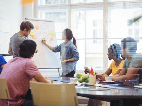 desafios da educação corporativa na Indústria 4.0