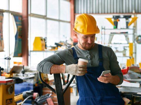 treinar os profissionais do chão de fábrica